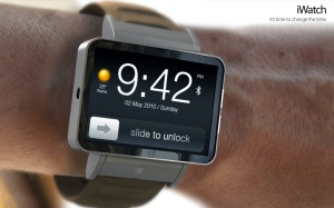 iWatch. Image courtesy of Brett J.